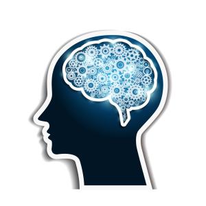 Gedankenmuster im Gehirn