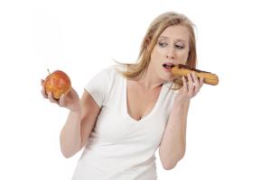 Frau Diät