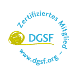 Zertifikat DGSF
