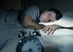 Schlaflosigkeit zermürbt